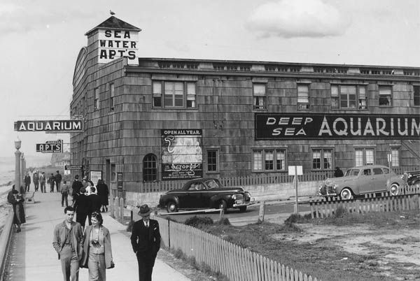 Seaside Aquarium 1950